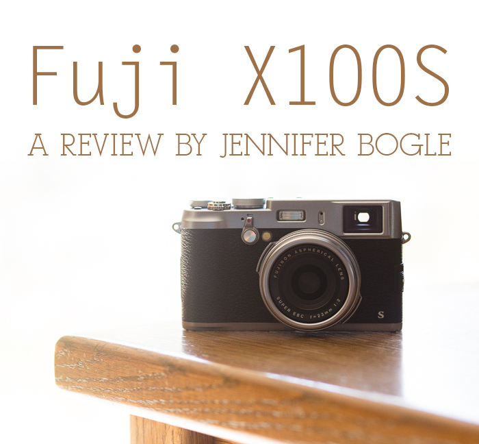A Review of the Fuji X100S