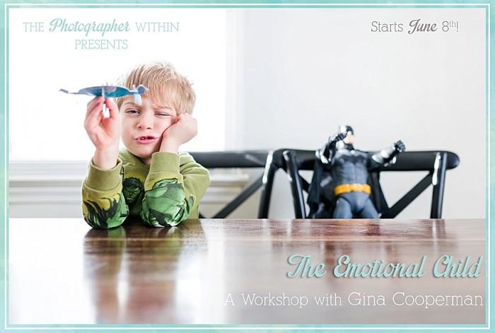 emotive child portraiture